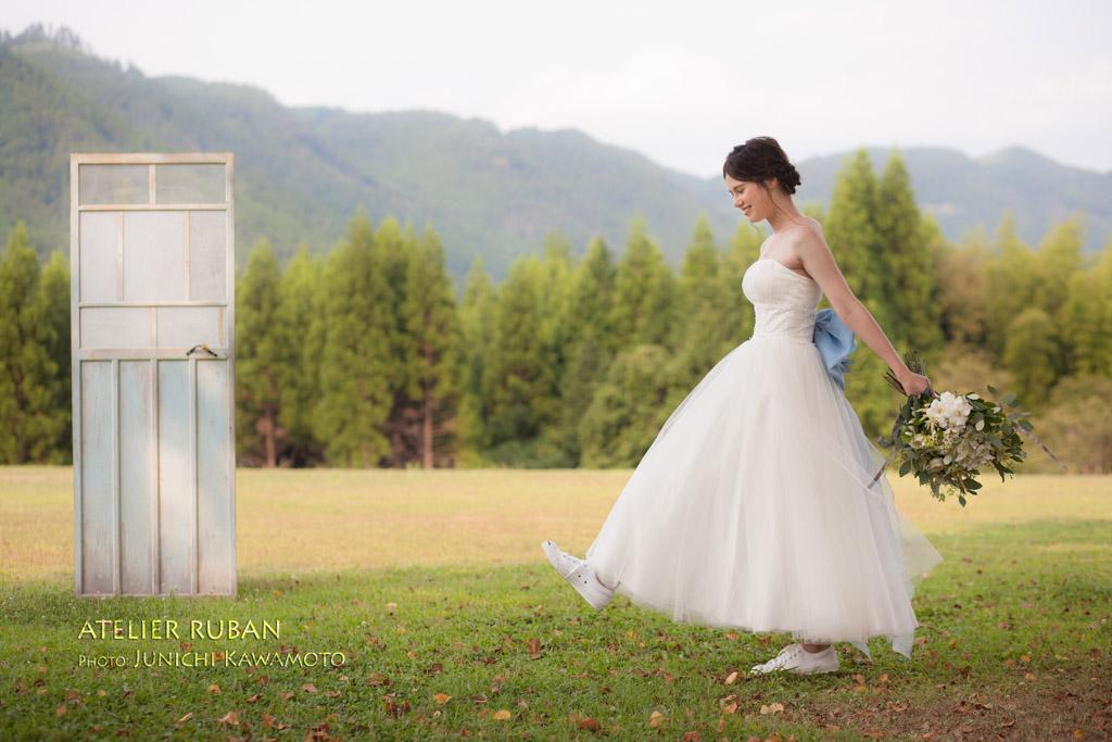 RUSTIC WEDDING フワラーアーティスト